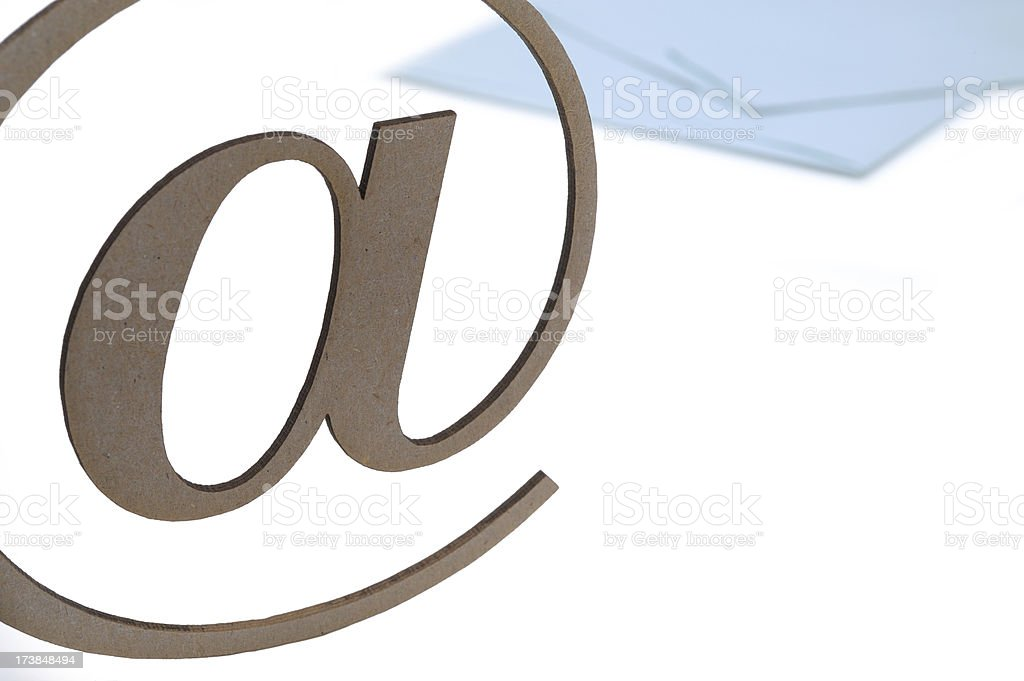 @ Symbol for email stock photo