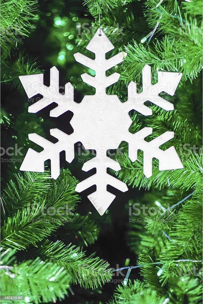 Symbol of christmas time. stock photo
