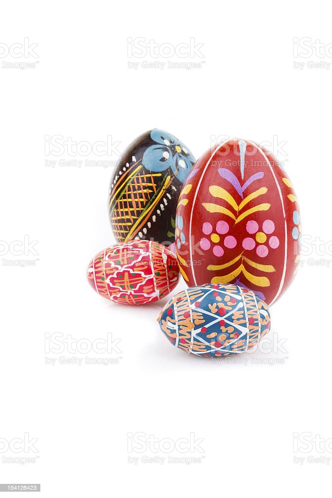 symbol of Easter royalty-free stock photo
