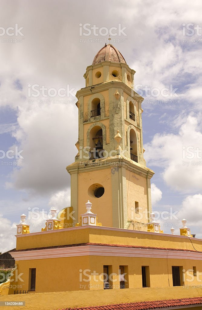 Symbol of Trinidad, Cuba. royalty-free stock photo