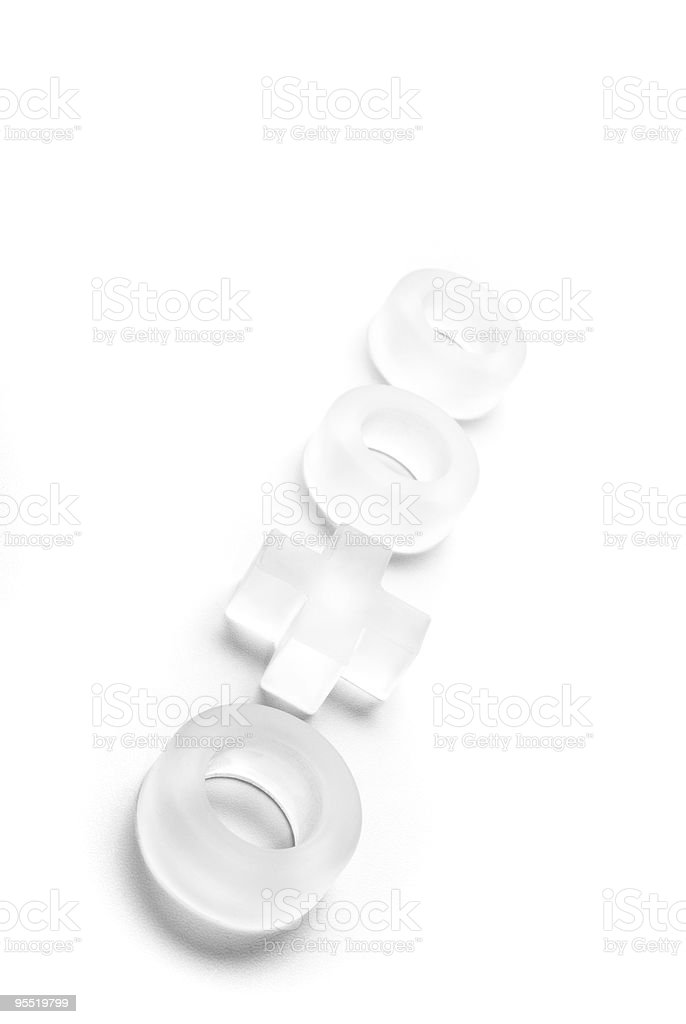 Símbolos - foto de stock