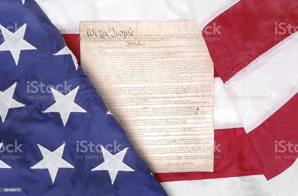 US Symbols royalty-free stock photo