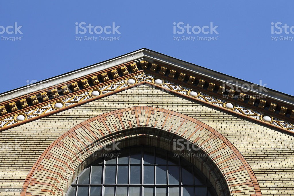 Symmetry royalty-free stock photo