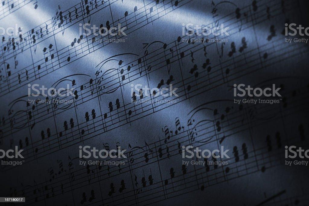 Symphony stock photo