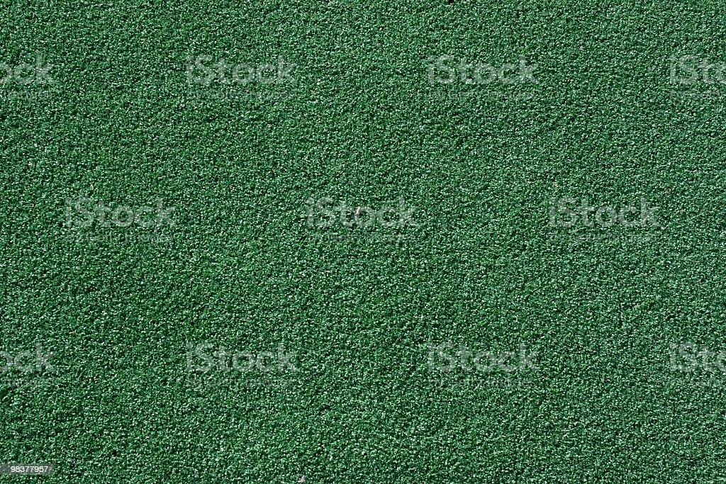 Synthetic Grass Macro, Full-frame Image royalty-free stock photo