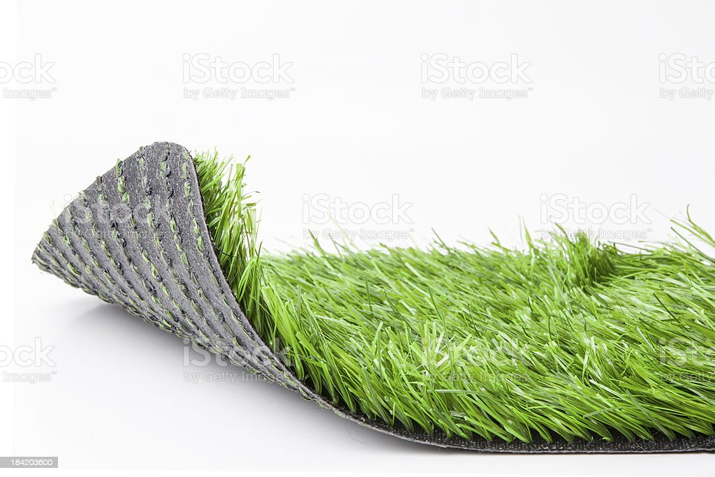 synthetic grass royalty-free stock photo