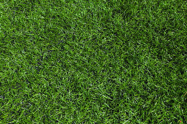 synthetic green grass football pitch stock photo more pictures of
