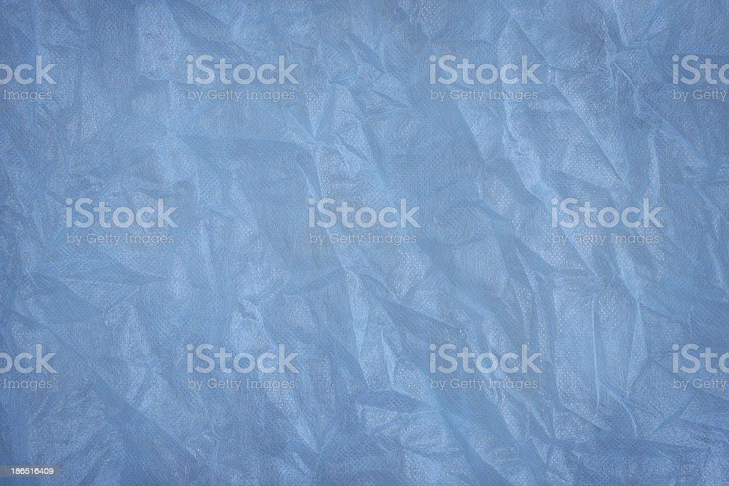 Synthetic non-woven material stock photo