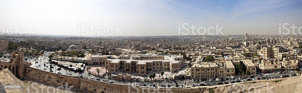 Syria - Aleppo, souk royalty-free stock photo