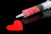 Syringe of love