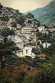 Syrrako historical village