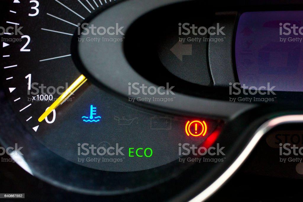 ECO System stock photo