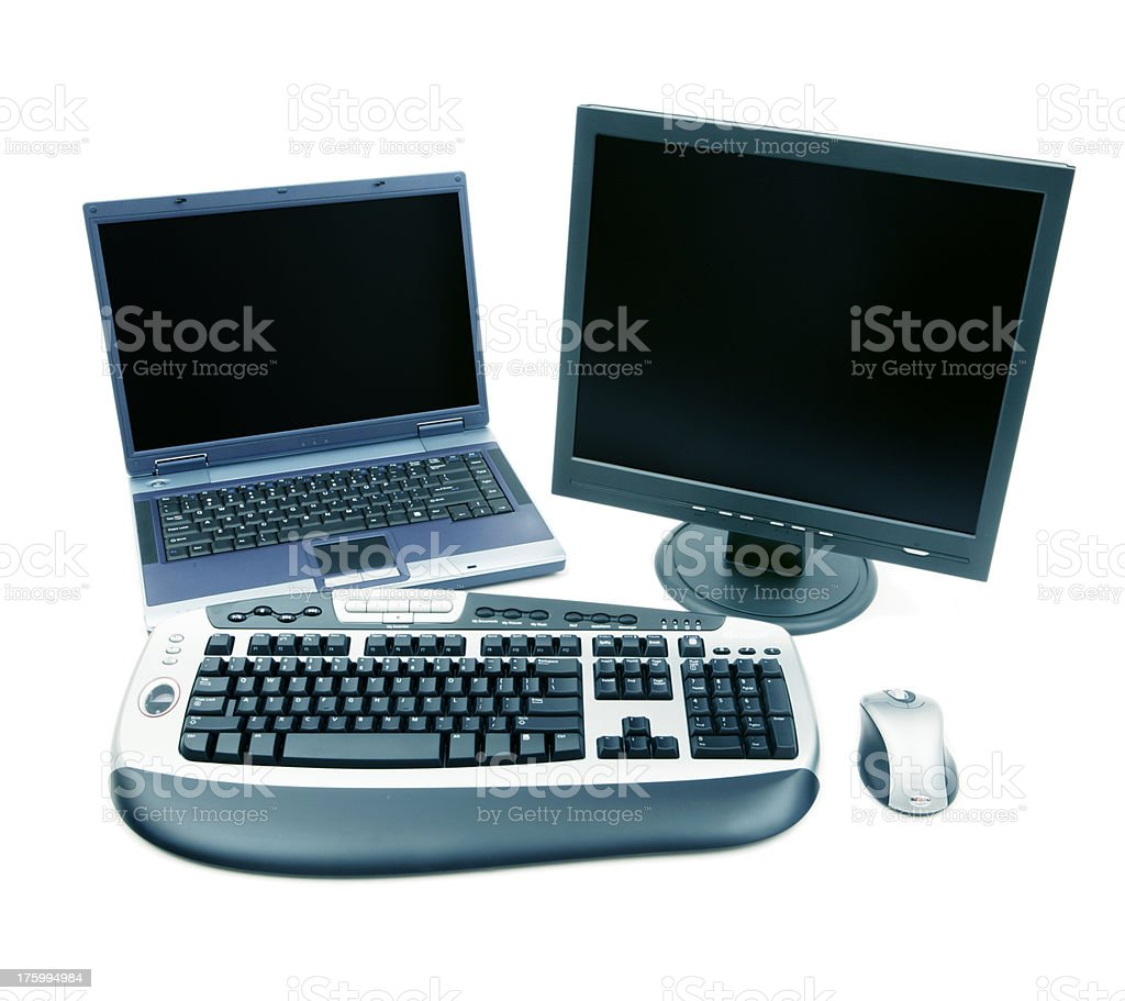 Systems stock photo