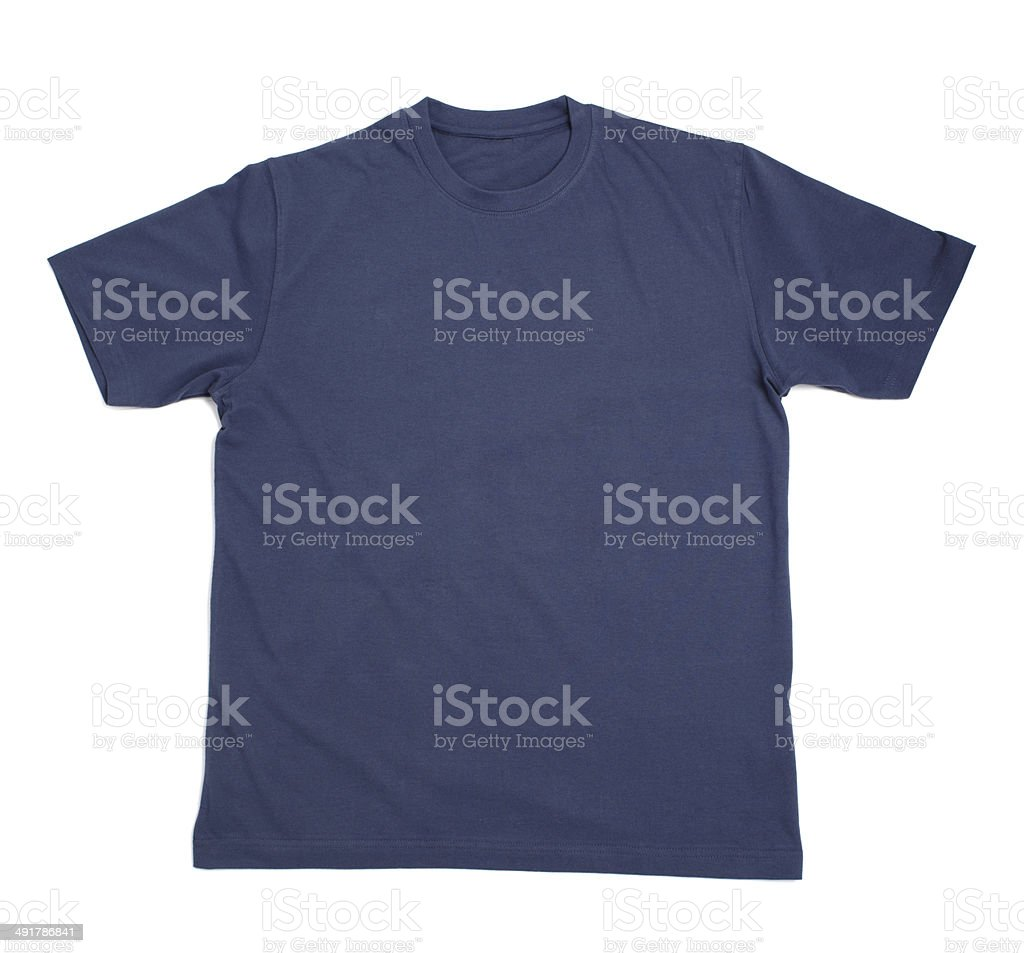 t shirt blank clothing stock photo