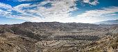 Tabernas Spanish desert
