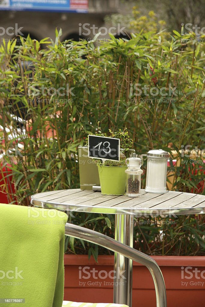 table 13 royalty-free stock photo