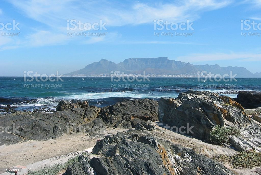 Table Bay stock photo