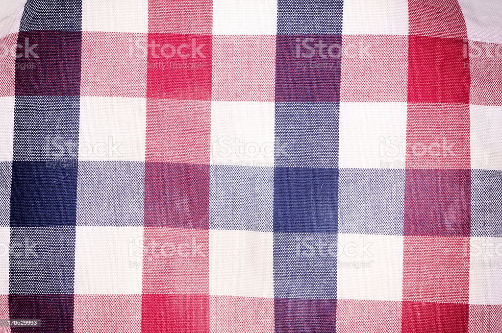 Table cloth royalty-free stock photo