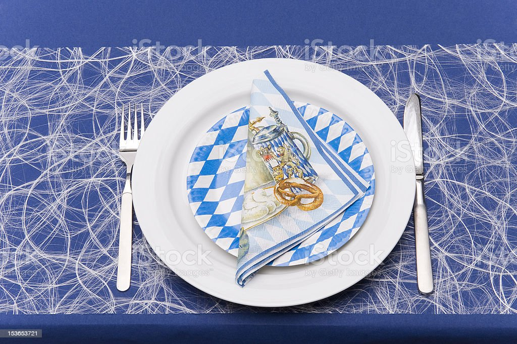 table decoration royalty-free stock photo