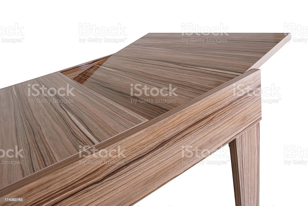Table Detail (Click for more) royalty-free stock photo