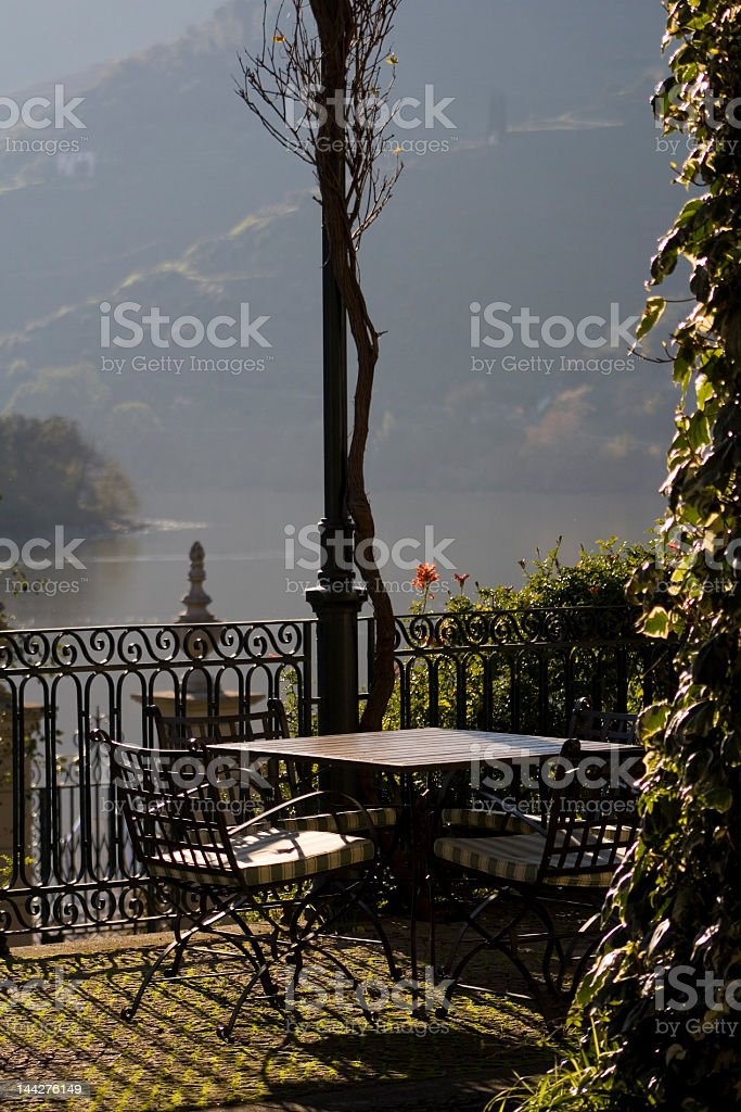 Table for two royalty-free stock photo