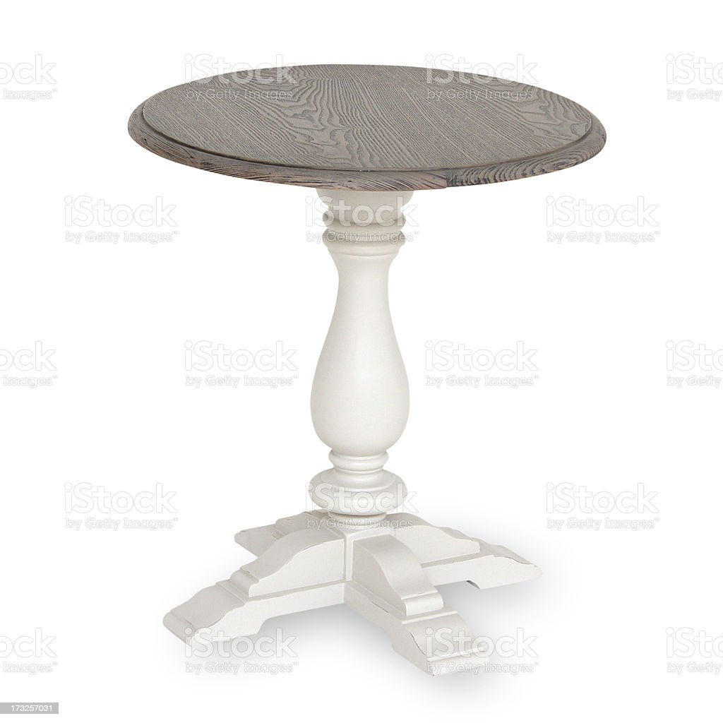 Table (Antique) royalty-free stock photo