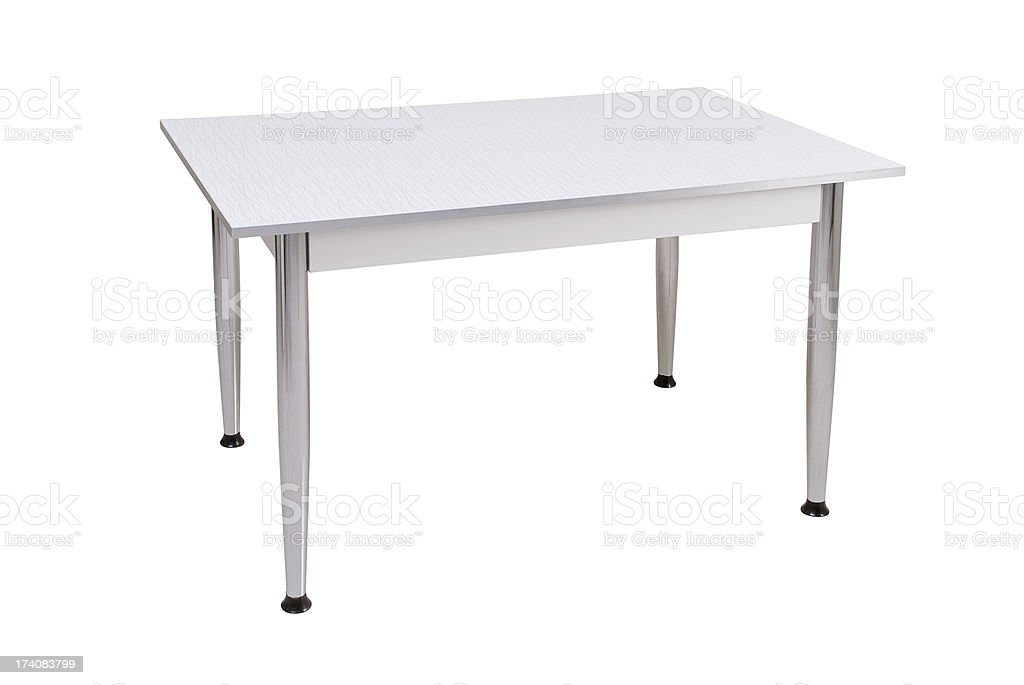 Table (Click for more) stock photo