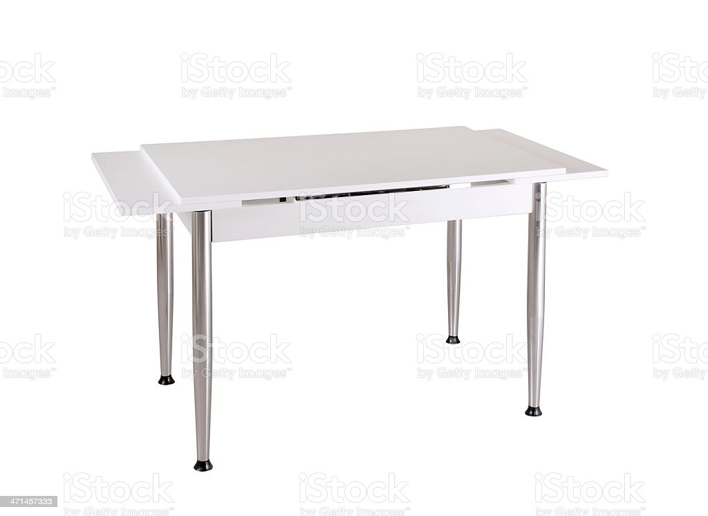 Table (Click for more) royalty-free stock photo