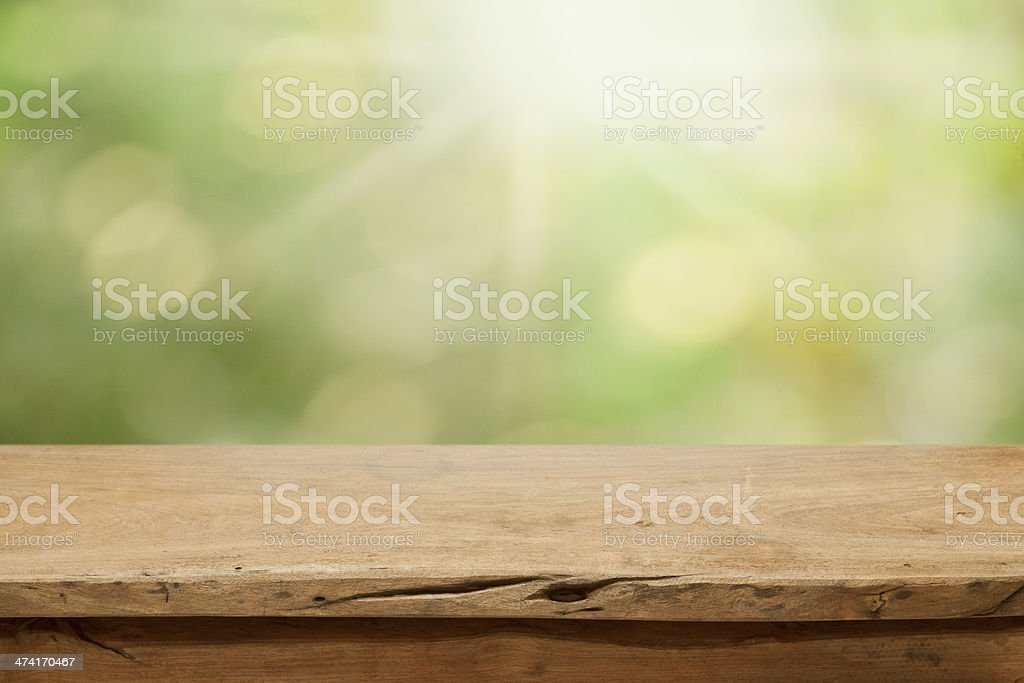 table stock photo