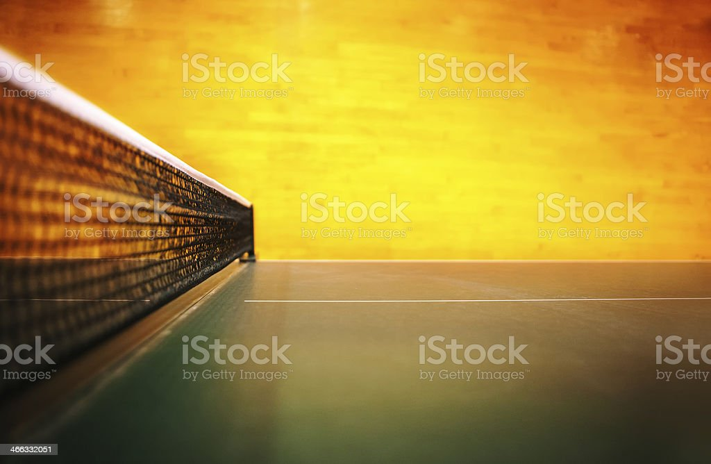 Table tennis abstract royalty-free stock photo