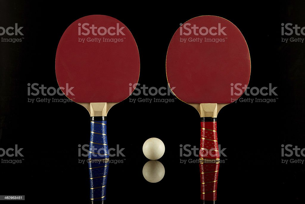 table tennis royalty-free stock photo