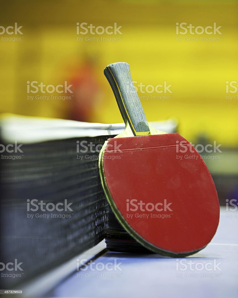 Table tennis, Ping - pong royalty-free stock photo
