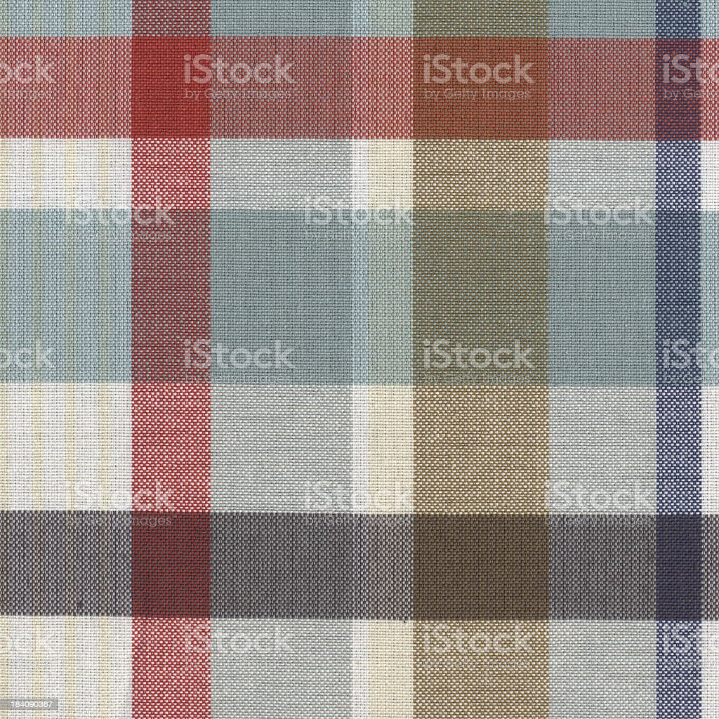 Tablecloth Pattern stock photo