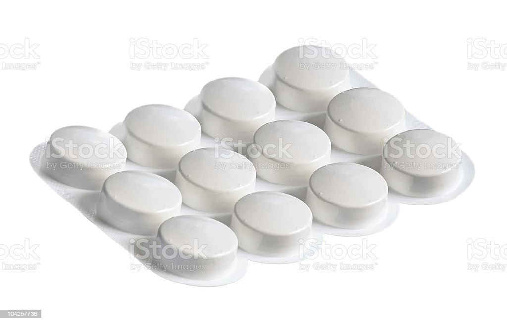 Tablet packet royalty-free stock photo