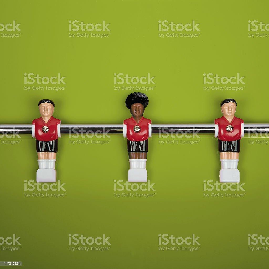 tabletop football royalty-free stock photo