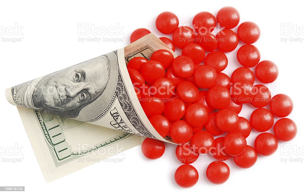 tablets (drugs) royalty-free stock photo
