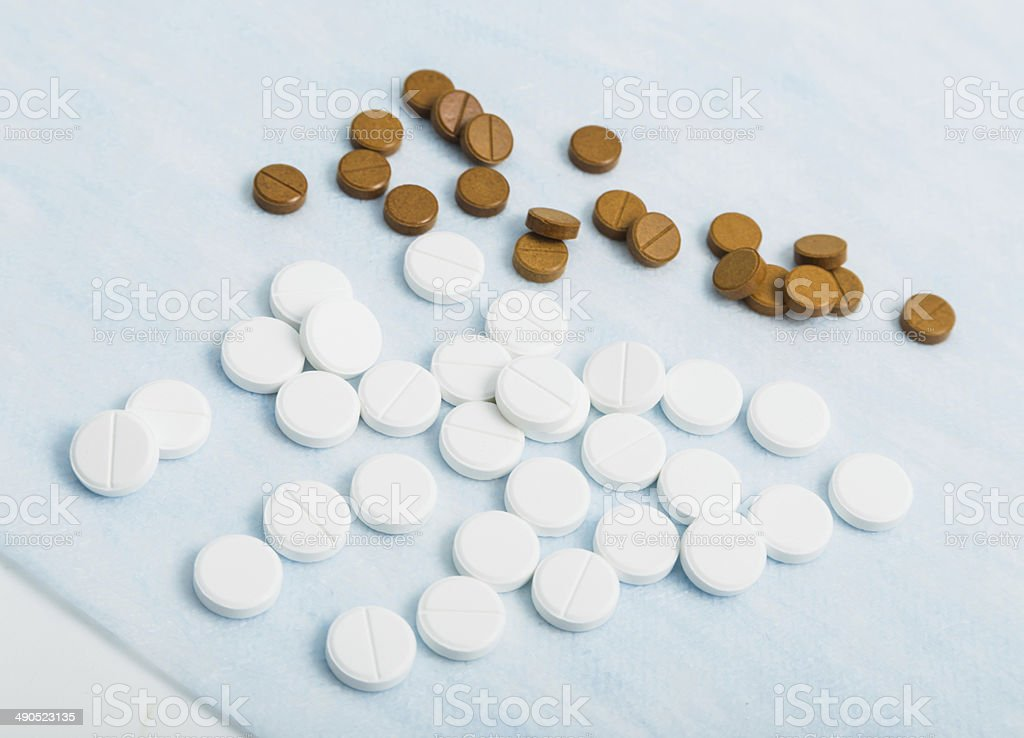 tablets stock photo