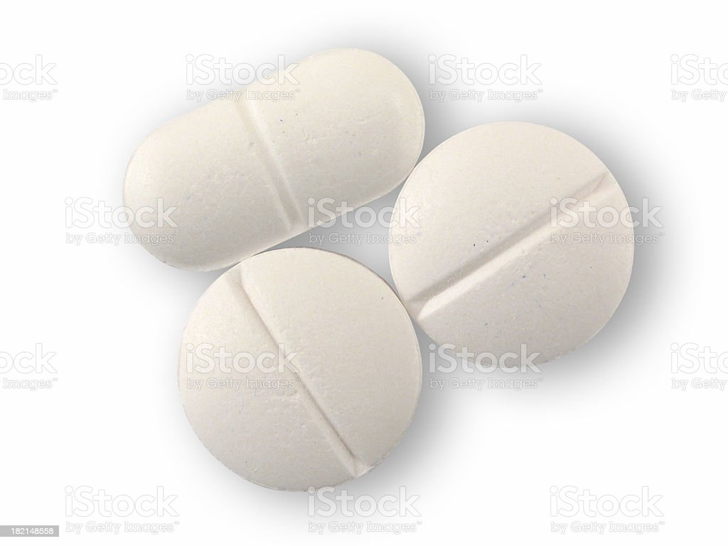 tablets, pills stock photo