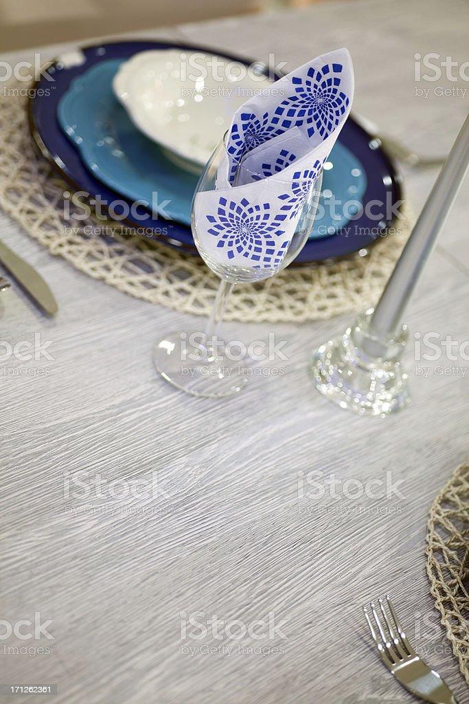 tableware royalty-free stock photo