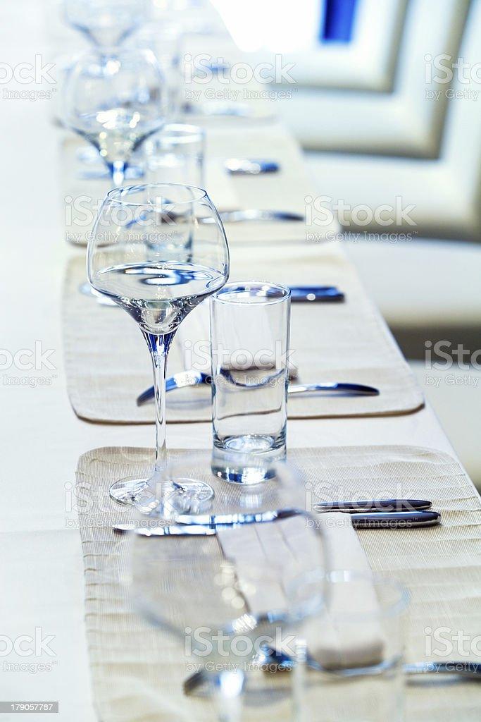 Tablewares royalty-free stock photo