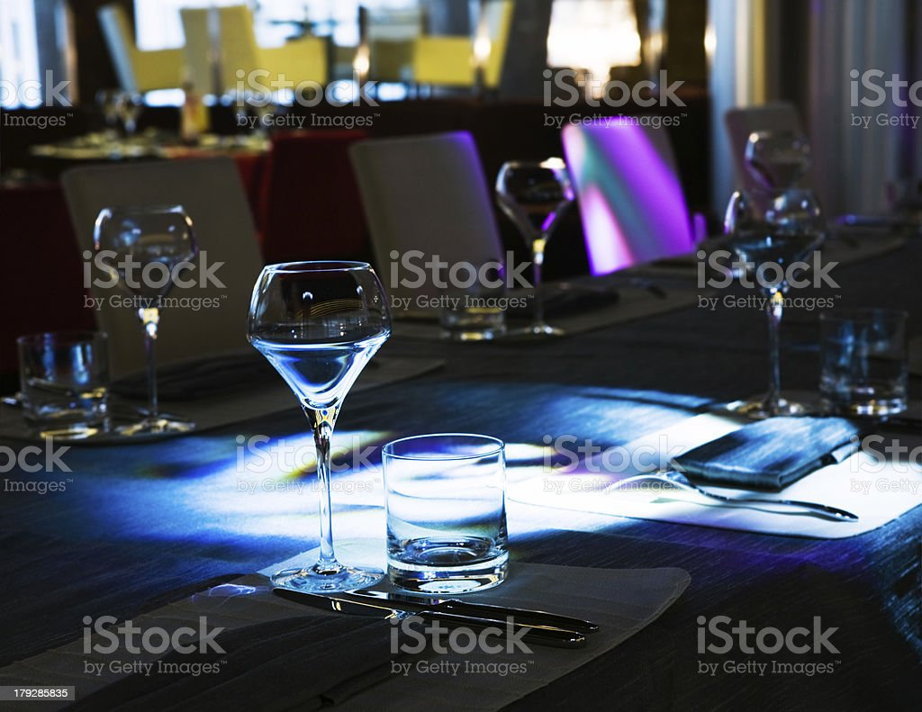 Tablewares royalty-free stock photo