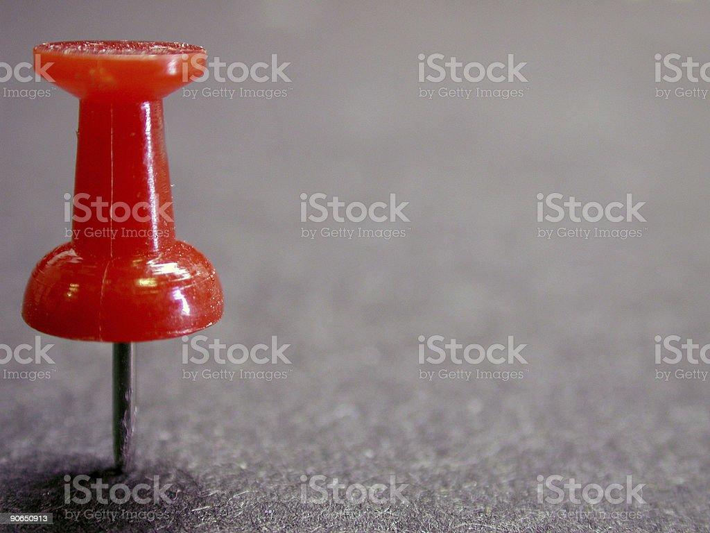 Tacky Red Head royalty-free stock photo