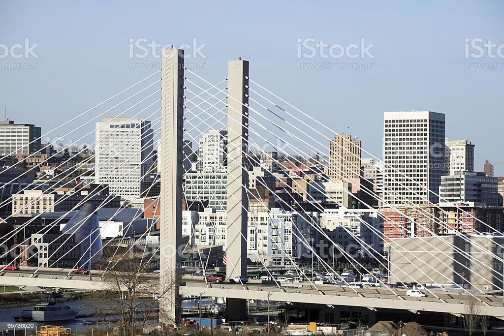 Tacoma, WA stock photo