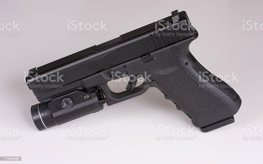Tactical Firearm stock photo