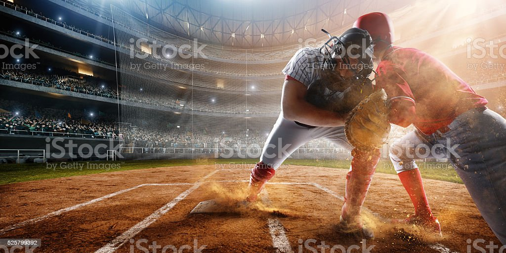 Tagging on a base stock photo