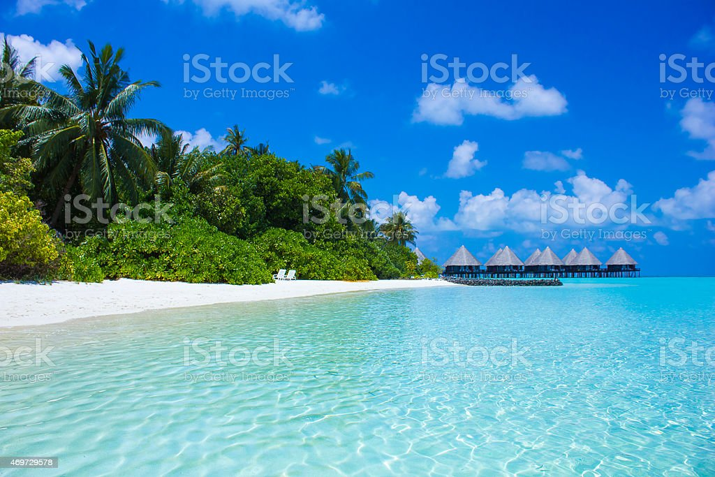 Tahiti, French Polynesia - Eden on Earth stock photo