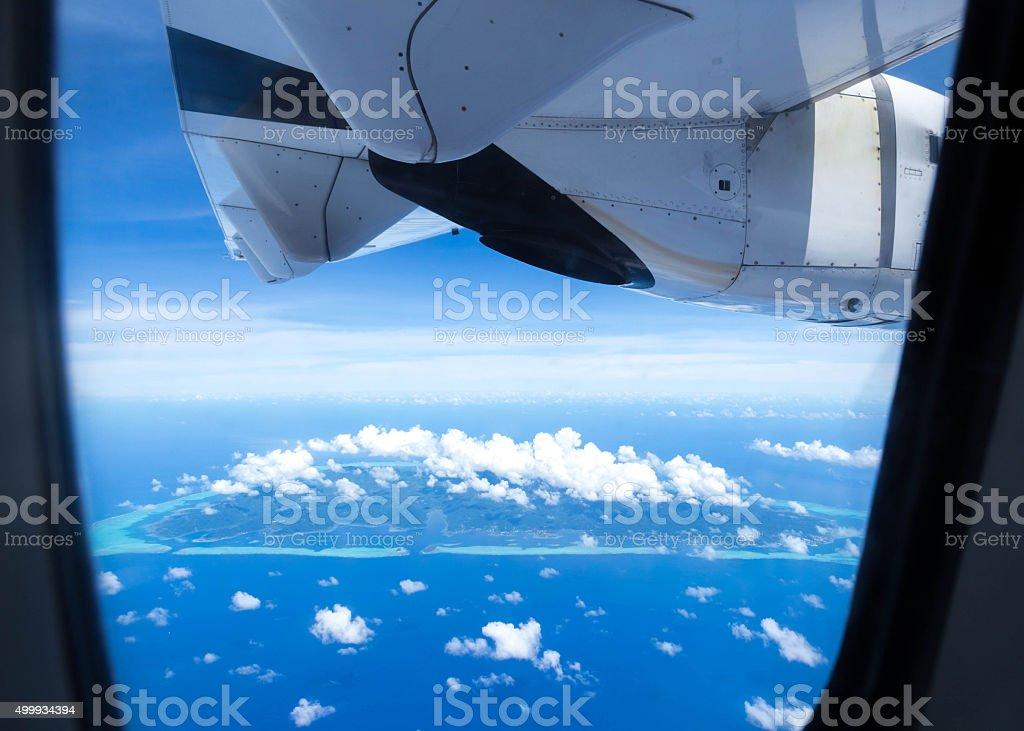Tahiti French Polynesia stock photo