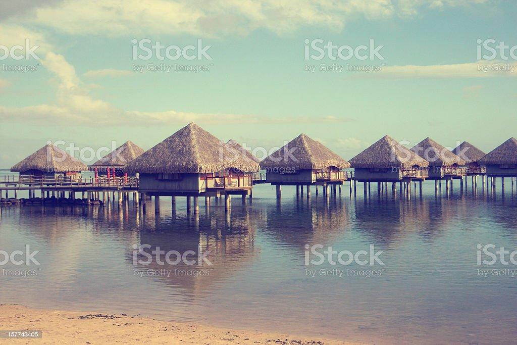 Tahiti royalty-free stock photo