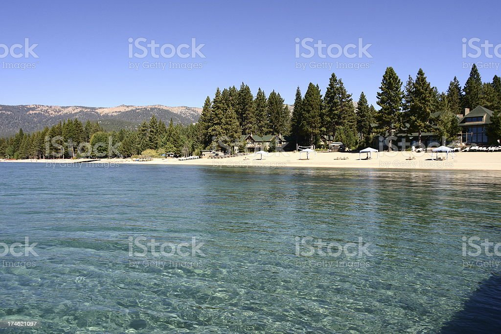 tahoe royalty-free stock photo