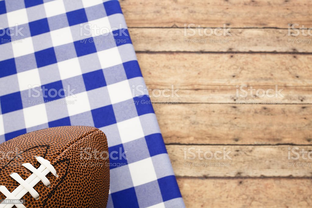 Tailgate Party royalty-free stock photo